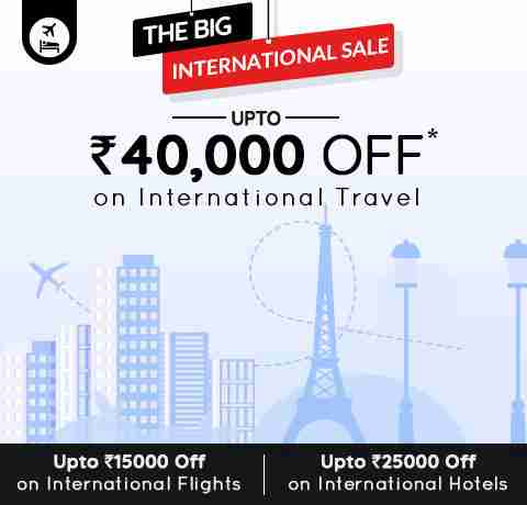 Travel offers in india